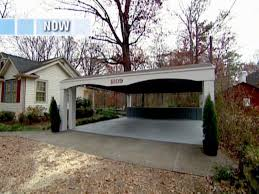 Curb Appeal Hgtv - carport curb appeal hgtv frontdoor real estate over a cheap