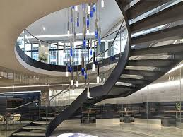 Helical Staircase Design Spiral Stairs Spiral Helical Straight Feature Staircases Helical
