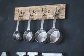 I Want To Design My Own Kitchen Measuring Cup Rack Eva Ennis Creative
