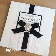 wedding invitations black and white black and white lace wedding invitations lace wedding