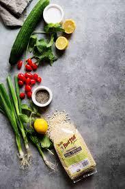 israeli couscous tabbouleh salad platings u0026 pairings