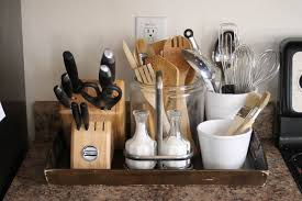 kitchen counter storage ideas storage accessory trends for kitchen countertops