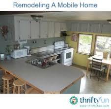 Mobile Home Kitchen Makeover - budget kitchen makeover mobile home 700 dollars diy wow