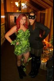 Poison Ivy Womens Halloween Costumes Poison Ivy Costume Halloween 2011