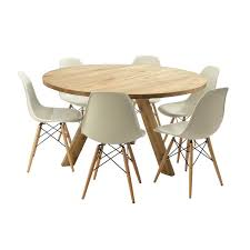 Dining Table Dimension For 6 6 Round Dining Table U2013 Zagons Co