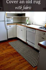 Diy Kitchen Rug The Lifestyle Fabrics Craft And Crafty