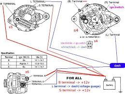 lexus v8 alternator wiring diagram wiring diagram simonand