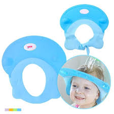 baby shower cap baby shower cap durable tpe baby bath visor hat children shoo