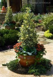 Unique Plant Pots Best 25 Fall Potted Plants Ideas On Pinterest Fall Flower Pots