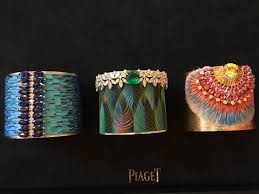 piaget bijoux piaget side of haute joaillerie nelly saunier