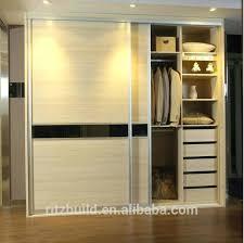 Wardrobe Closet With Sliding Doors Sliding Door Wardrobe View Item Glass Sliding Door Wardrobe India
