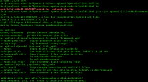android apktool apktool v2 2 2 a tool for engineering android apk files