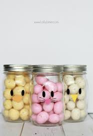 Mason Jar Decorations For Easter by Easter Mason Jar Craft Favors