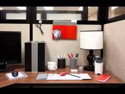 Ideas To Decorate An Office Office Cubicle Decorating Ideas Youtube