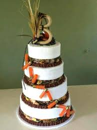 browning cake topper wedding cakes