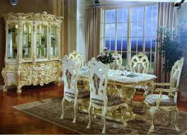 French Provincial Dining Room Sets French Provincial Dining 755 Baroque Dining Tables