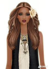 covet game hair styles 130 best miss covet makeovers glooart images on pinterest