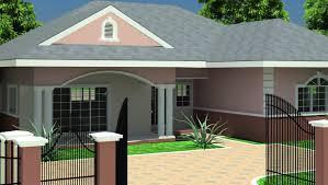 Three Bedroom House Ghana House Plans U2013 Abbey House Plan