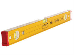 Box Beam Stabila Stb962120 Box Beam Level 3 Vial 120cm 48in