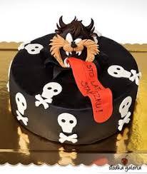 taz soccer tasmanian devil cake creative fondant cakes
