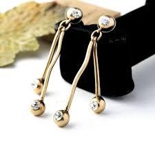 my chemical earrings aliexpress buy alloy pendants indian earrings for women