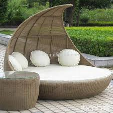 Outdoor Canopy Daybed Garden Furniture Bed Interior Design