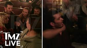 How To Be On Property Brothers Property Brothers U0027 Bar Brawl Tmz Live Youtube