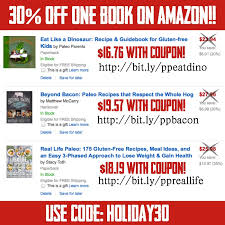 amazon black friday and cyber monday deals crazy paleo sales for black friday and cyber monday