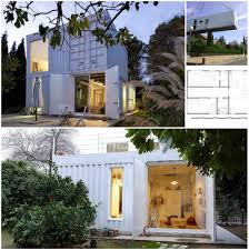 2 bedroom shipping container home