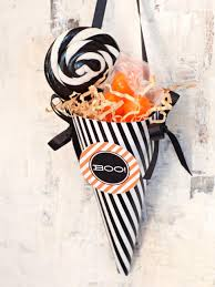 cheap ways to decorate for a halloween party 21 halloween party favors and treat bag ideas hgtv