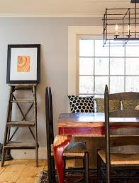 Display Living Room Decorating Ideas Stepping It Up In Style 50 Ladder Shelves And Display Ideas
