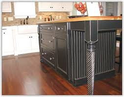 distressed black kitchen island americana kitchen island black home design ideas