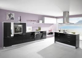 Nobilia Contemporary Kitchen Wooden Island Lacquered Primo 642