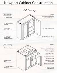 Kitchen Cabinet Construction by Rta Kitchen Cabinets Online Ready To Assemble Kitchen Cabinetry