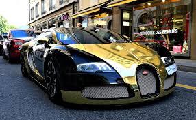 bugatti gold and golden bugatti veyron spotted in geneva
