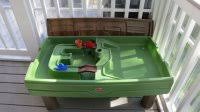 Water Table For Kids Step 2 For Sale Step 2 Sand And Water Table And Kids Beauty Salon