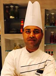 sous chef cuisine kunal gautam is sous chef de cuisine at courtyard marriott