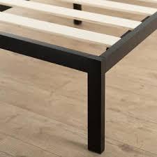 zinus modern studio platform 3000 metal bed frame mattress