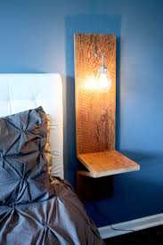 Table Lamps With Outlets In Base Best 25 Wall Mounted Bedside Lamp Ideas On Pinterest Wall