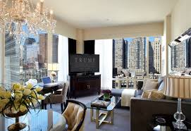 Apartments In Trump Tower Trump International Hotel U0026 Tower New York Pursuitist