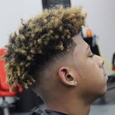 blowout hairstyles for black men a line in the side 10 crazy blowout haircut for black guys best hairstyle for every one