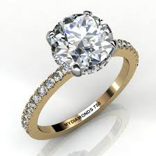 gold diamond engagement rings gold diamond engagement rings liliana yellow gold diamond