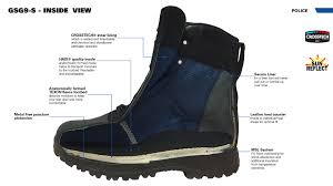 quality s boots haix gsg9 s waterproof boots for tactical teams