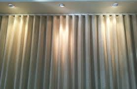 Retractable Curtains Custom Made S Fold Curtains Melbourne