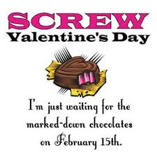 Anti Valentines Day Meme - crappy valentines day the top 20 offensive and funny v day