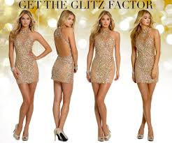 pretty new years dresses sparkly party dress for the new years and prom camille la vie