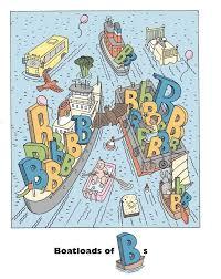 share excessively entertaining alphabet books