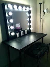 Bedroom Mirror Lights Bedroom Mirror Lights Desktop Vanity Mirror With Lights Bedroom