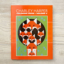 charley harper coloring book the land of nod