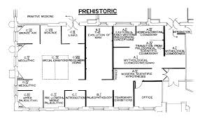file wellcome museum plan of prehistoric gallery 3rd floor